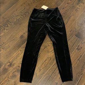 Lysse Pants - VELVET LEGGINGS NWT